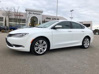 Used 2016 Chrysler 200 Limited,Demo,No accident. for sale in Surrey, BC