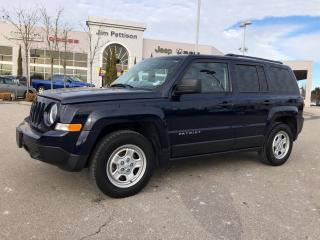 Used 2017 Jeep Patriot Sport,Demo,No accident. for sale in Surrey, BC