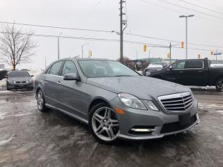 Used 2012 Mercedes-Benz E-Class 350 for sale in Mississauga, ON