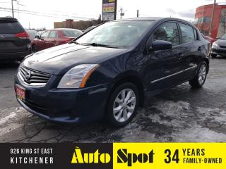 Used 2012 Nissan Sentra 2.0/LOW, LOW KMS!/PRICED - QUICK SALE ! for sale in Kitchener, ON