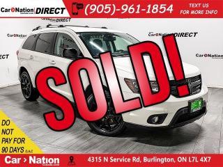 Used 2016 Dodge Journey Limited| 7-PASSENGER| BACK UP CAM & SENSORS| for sale in Burlington, ON