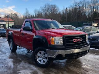 Used 2008 GMC Sierra 1500 4X4 Regular Cab 8' BOX | Tow Package | Alloy Wheels for sale in Holland Landing, ON