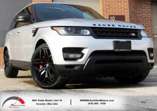 Used 2015 Land Rover Range Rover Sport V8|SC|DYNAMIC |Navigation|Backup Camera|Panorama Roof for sale in Toronto, ON