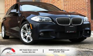 Used 2013 BMW 5 Series 528i xDrive | M Sport|Navigation|Sunroof|Backup Camera for sale in Toronto, ON