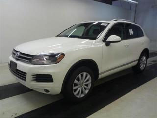 Used 2011 Volkswagen Touareg 4dr TDI for sale in Barrie, ON
