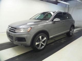 Used 2012 Volkswagen Touareg 4dr TDI for sale in Barrie, ON