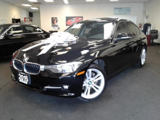 Used 2015 BMW 3 Series 320i xDrive AWD Sportline/Leather/Sunroof&GPS for sale in Mississauga, ON