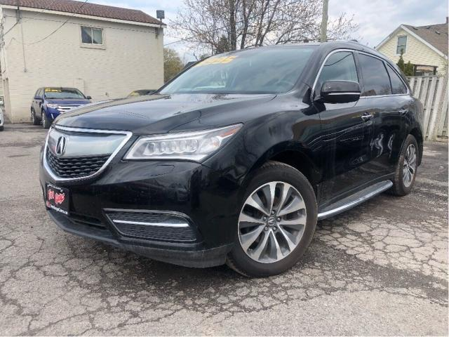 2016 Acura MDX Navigation | AWD |Leather |Sunroof