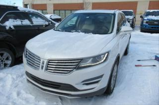 Used 2015 Lincoln MKC Select |AWD | Navigation| Double Sunroof for sale in St Catharines, ON