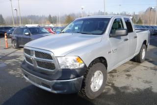 Used 2015 Dodge Ram 1500 SXT Quad Cab 4WD Short Box for sale in Burnaby, BC