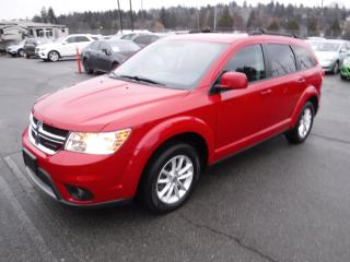 Used 2014 Dodge Journey SXT 3rd row seating for sale in Burnaby, BC