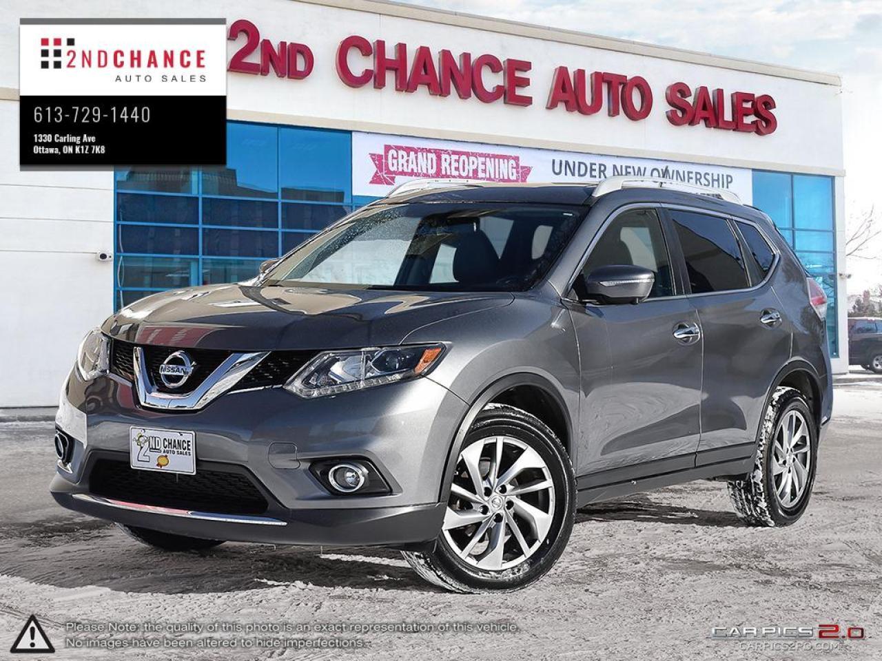 "2014 Nissan Rogue """