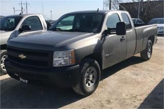 Used 2007 Chevrolet Silverado 1500 WT for sale in Brunkild, MB
