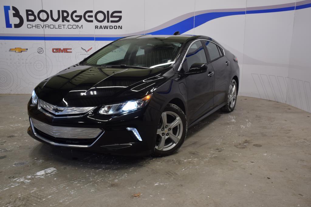 Used 2018 Chevrolet Volt Lt For Sale In Rawdon Quebec Carpages