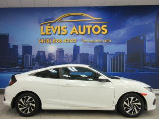 Used 2016 Honda Civic LX 6 VITESSE MANUEL MAGS SIEGE CHAUFFANT for sale in Lévis, QC