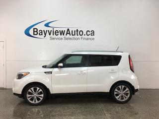 Used 2015 Kia Soul EX - BLUETOOTH! HTD SEATS! CRUISE! A/C! ALLOYS! for sale in Belleville, ON