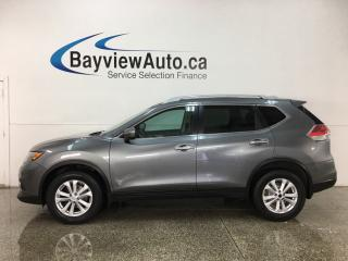 Used 2015 Nissan Rogue SV - AWD! PANOROOF! PUSH START! HTD SEATS! REVERSE CAM! ALLOYS! for sale in Belleville, ON