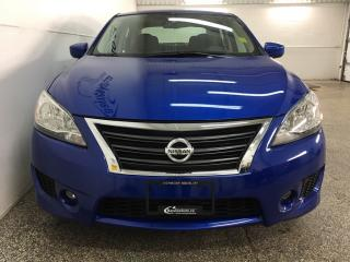 Used 2015 Nissan Sentra 1.8 SR - SUNROOF! PUSH START! REVERSE CAM! HTD SEATS! for sale in Belleville, ON