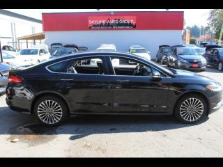 Used 2017 Ford Fusion 4dr Sdn Titanium AWD for sale in Surrey, BC