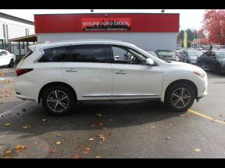 Used 2017 Infiniti QX60 AWD for sale in Surrey, BC