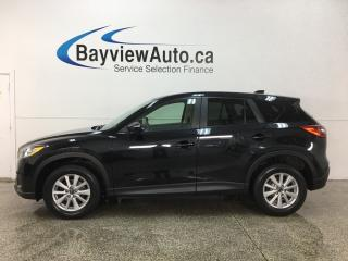 Used 2015 Mazda CX-5 GX - 6SPD! BLUETOOTH! A/C! CRUISE! PWR GROUP! for sale in Belleville, ON
