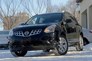 Used 2013 Nissan Rogue SV AWD CVT for sale in Ottawa, ON