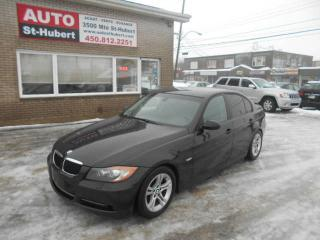 Used 2008 BMW 328i xi for sale in St-Hubert, QC