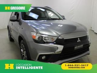Used 2017 Mitsubishi RVR SE LTD EDITION AWD for sale in St-Léonard, QC