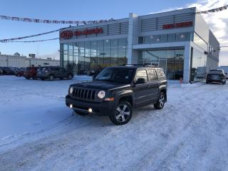 Used 2016 Jeep Patriot Sport/North High Altitude, Leather, sunroof for sale in Red Deer, AB
