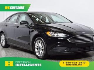 Used 2017 Ford Fusion SE for sale in St-Léonard, QC