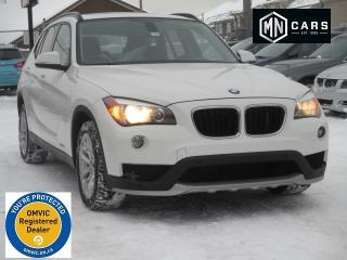 Used 2015 BMW X1 xDrive28i w/PANO ROOF for sale in Ottawa, ON