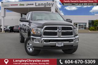 Used 2014 RAM 3500 SLT - SiriusXM -  Power Doors for sale in Surrey, BC