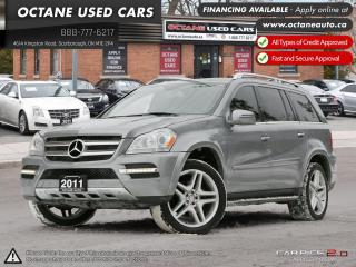 Used 2011 Mercedes-Benz GL-Class ACCIDENT FREE! ONTARIO VEHICLE! DIESEL! for sale in Scarborough, ON