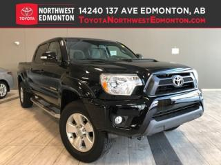 Used 2015 Toyota Tacoma TRD Sport | 4X4 | Heat Seat | Running Board | Cove for sale in Edmonton, AB
