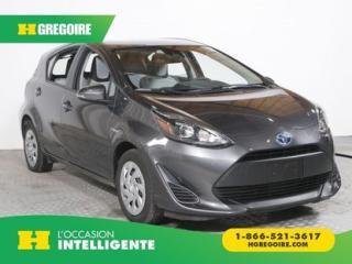 Used 2018 Toyota Prius c C A/C GR ÉLECT for sale in St-Léonard, QC