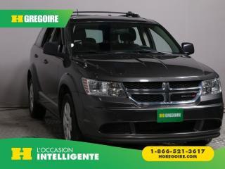 Used 2016 Dodge Journey VALUE A/C GR for sale in St-Léonard, QC