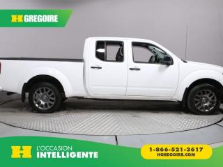 Used 2012 Nissan Frontier SV CREW CAB AWD V6 for sale in St-Léonard, QC