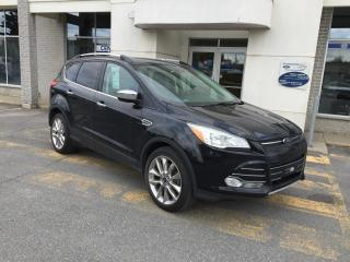 Used 2016 Ford Escape 4 portes SE, Traction intégrale KIT CHRO for sale in Drummondville, QC