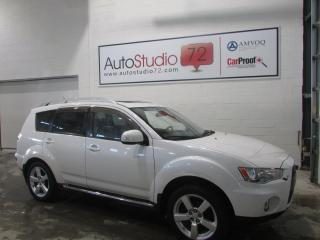 Used 2010 Mitsubishi Outlander GT **4X4**TOIT**CUIR for sale in Mirabel, QC