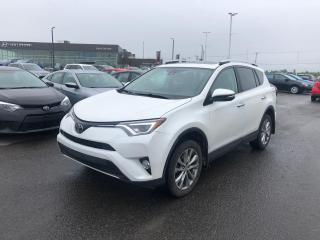 Used 2016 Toyota RAV4 * AWD * LIMITED * 56 000 KM * GPS * TOIT * for sale in Mirabel, QC
