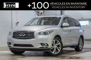 Used 2015 Infiniti QX60 Gar. for sale in Montréal, QC