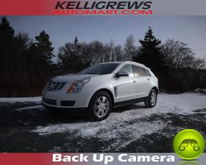 Used 2014 Cadillac SRX Luxury for sale in Conception Bay South, NL