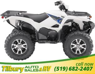 New 2019 Yamaha GRIZZLY EPS 686cc, Liquid-cooled, SOHC, single engine for sale in Tilbury, ON
