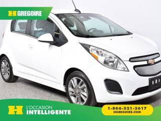 Used 2016 Chevrolet Spark LT ELECTRIQUE for sale in St-Léonard, QC