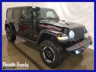 Used 2019 Jeep Wrangler Rubicon +2 Toits for sale in Granby, QC