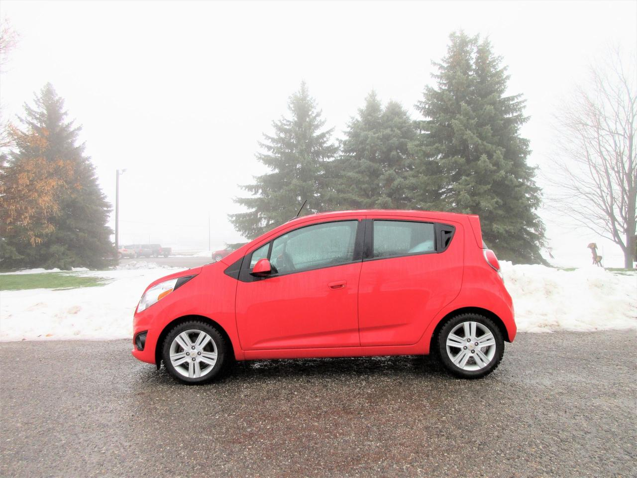 2014 Chevrolet Spark LS- ONE OWNER