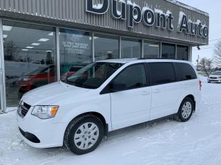 Used 2018 Dodge Grand Caravan Dodge Gr Caravan GT familliale for sale in Alma, QC