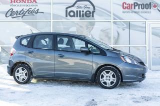 Used 2013 Honda Fit LX ***GARANTIE 10 ANS/200 000 KM*** for sale in Québec, QC