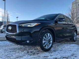 New 2019 Infiniti QX50 ProACTIVE 4dr AWD Sport Utility for sale in Edmonton, AB