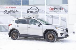 Used 2013 Mazda CX-5 GS, AWD ***JAMAIS ACCIDENTÉ*** for sale in Québec, QC